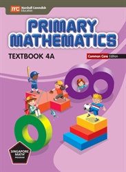 Primary Mathematics 4A - Textbook CC