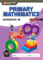 Primary Mathematics 4B - Workbook CC