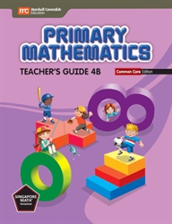 Primary Mathematics 4B - Teacher's Guide CC