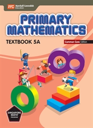 Primary Mathematics 5A - Textbook CC
