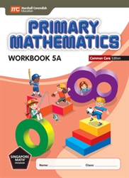 Primary Mathematics 5A - Workbook CC