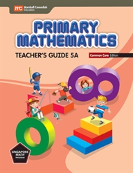 Primary Mathematics 5A - Teacher's Guide CC