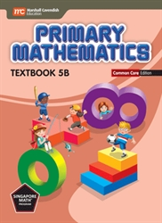 Primary Mathematics 5B - Textbook CC