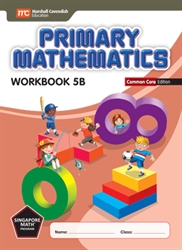 Primary Mathematics 5B - Workbook CC