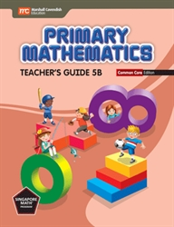Primary Mathematics 5B - Teacher's Guide CC