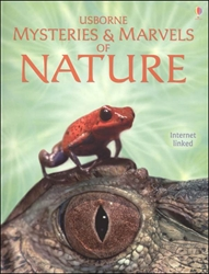 Usborne Mysteries and Marvels of Nature