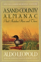 Sand County Almanac and Sketches Here and There