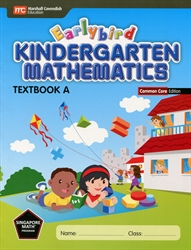 Earlybird Kindergarten Mathematics A - Textbook CC