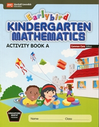 Earlybird Kindergarten Mathematics A - Activity Book CC
