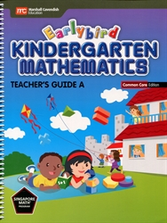 Earlybird Kindergarten Mathematics A - Teacher's Guide CC