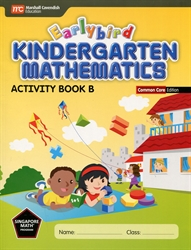 Earlybird Kindergarten Mathematics B - Activity Book CC