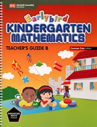 Earlybird Kindergarten Mathematics B - Teacher's Guide CC