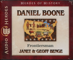 Daniel Boone - Audio Book