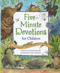 Five-Minute Devotions for Children