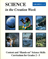 Science in the Creation Week