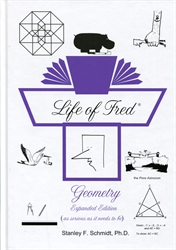 Life of Fred: Geometry (Expanded Edition)