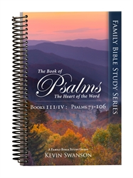 Book of Psalms Book III & IV