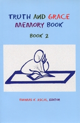 Truth and Grace Memory Book - Book 2