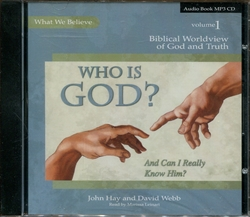 Who is God? - Audio CD
