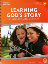 MFW Learning God's Story - Teacher's Manual