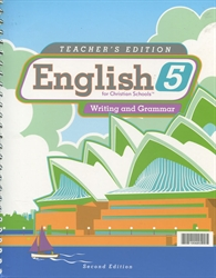 English 5 - Teacher Edition with Toolkit CD