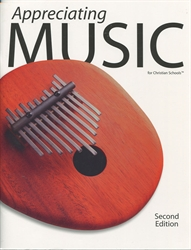 Appreciating Music - Student Textbook