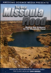 Great Missoula Flood DVD
