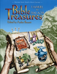 Bible Treasures Book 2