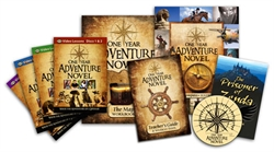 One Year Adventure Novel Curriculum