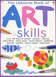 Usborne Book of Art Skills