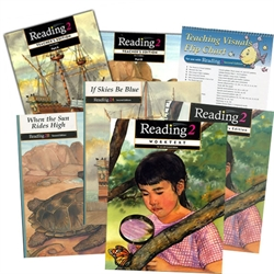 BJU Reading 2 - Home School Kit (old)