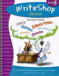 WriteShop Junior Book E - Teacher's Guide