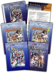 BJU Reading 3 - Home School Kit (old)