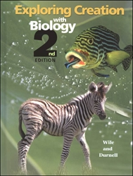 Exploring Creation With Biology - Textbook