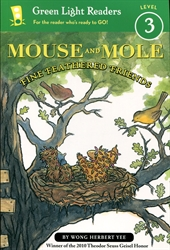 Mouse and Mole: Fine Feathered Friends