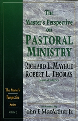 Master's Perspective on Pastoral Ministry