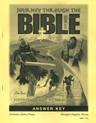 Journey Through the Bible Book 1 - Answer Key (old)