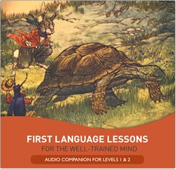 First Language Lessons Level 1 & 2 - Audio Companion
