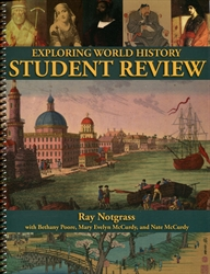Exploring World History - Student Review Book