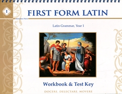 First Form Latin - Teacher Key