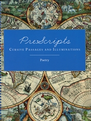 Prescripts Cursive Passages and Illuminations: Poetry