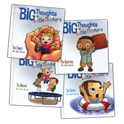 Big Thoughts for Little Thinkers: 4 Volume Set