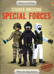 Sticker Dressing: Special Forces