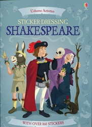 Sticker Dressing: Shakespeare