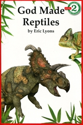 God Made Reptiles