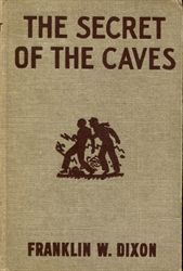 Hardy Boys #07: Secret of the Caves