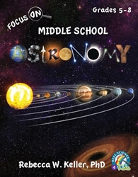 Focus On Middle School Astronomy - Student Textbook