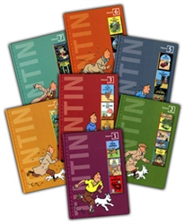 Tintin 3-in-1 Complete Collection