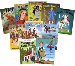 Early American History Primary - Literature Package