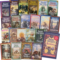 Redwall Set (Mass-market paperbacks)